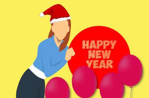 New Year - Mohammad Hossain Pixabay