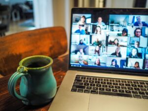 Video call Photo by Chris Montgomery on Unsplash
