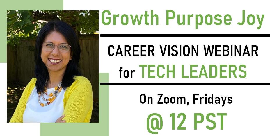 Career Vision Webinar